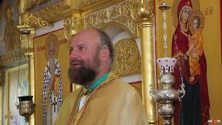 Свято-Покровский храм 12 августа. Город Судак