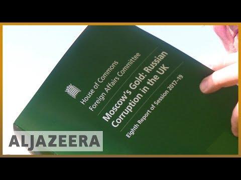 🇬🇧 UK government urged to get tough on suspect Russian money   Al Jazeera English
