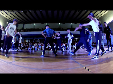 BLACK OUT CREW (THESSALONIKI)VS  CREW OF THE DAY(ATHENS/CYPRUS) |BOTY BALKANS 2017|