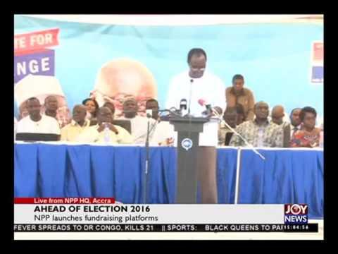 Ahead of Election 2016 - The Pulse on Joy News (13-4-16)