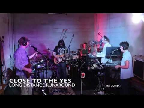 Long Distance Runaround (cover) - Close to the Yes