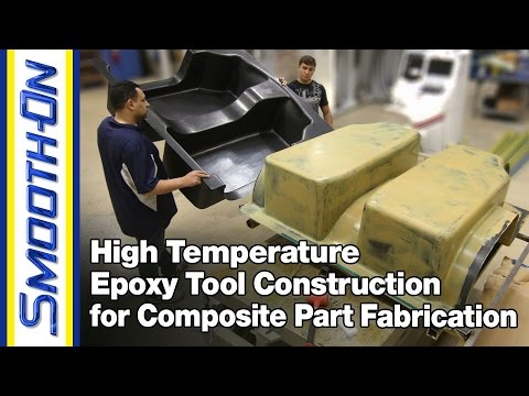 Creating a High Temperature Tool Using EpoxAmite™ HT + EpoxAcoat™ HT