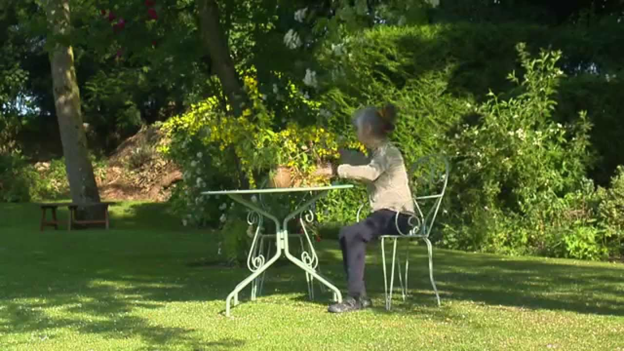 Jardin de picardie les jardins du clos joli youtube - Jardin du clos des blancs manteaux ...