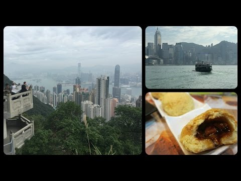 Hong Kong Vlog / Day 2 / Amazing Views & Michelin Star Food