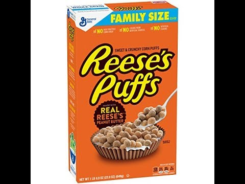 Reeses Puffs Original Meme Warning Loud Youtube