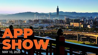 The APP Show - May 10 - How Taiwan Tackled COVID-19 Plus an AI Created Katy Perry Songs