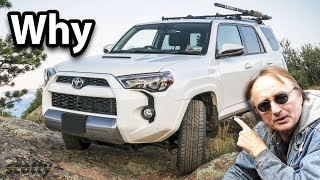 Here's Why You Need to Buy a Toyota 4Runner