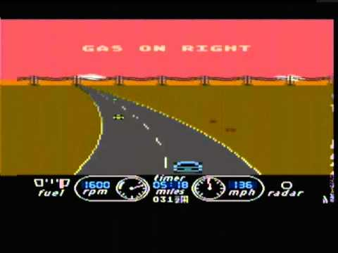 Atari [Longplay] The Great American Cross-country road race