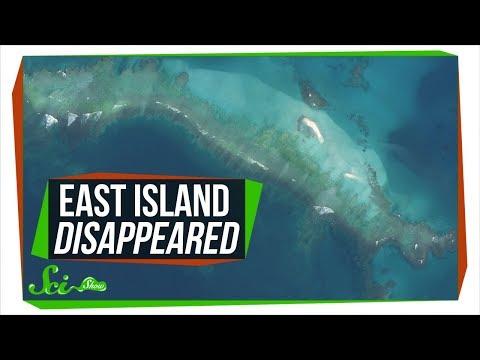 Hurricane Walaka Erases Entire Hawaiian Island | SciShow News