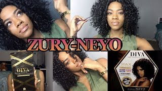 ZURY HOLLYWOOD DIVA - NEYO!