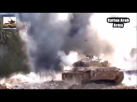 Armoured Fighting Vehicle | Syrian war
