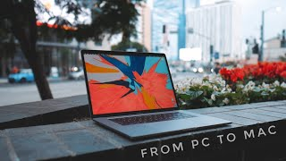 2018 MacBook Pro: Switching from PC to Mac in 2019?!