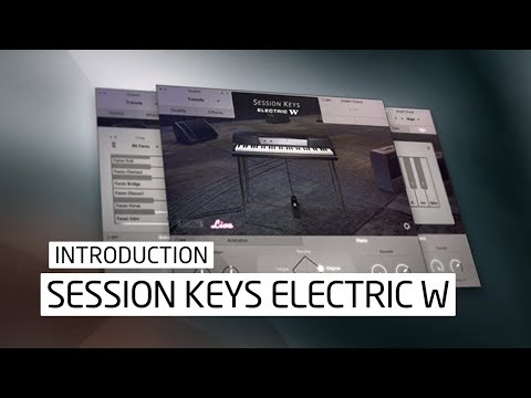 Introducing Session Keys Electric W - The Sound of Music Legends