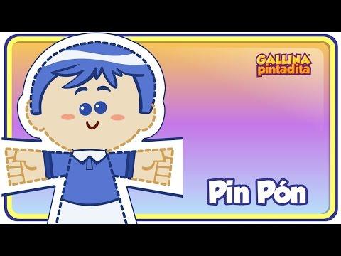 PIN PÓN - Gallina Pintadita 2 OFICIAL - Canción Infantil