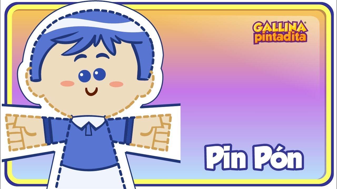 Pin Pón - Gallina Pintadita 2 - Oficial - Canciones infantiles para niños y bebés