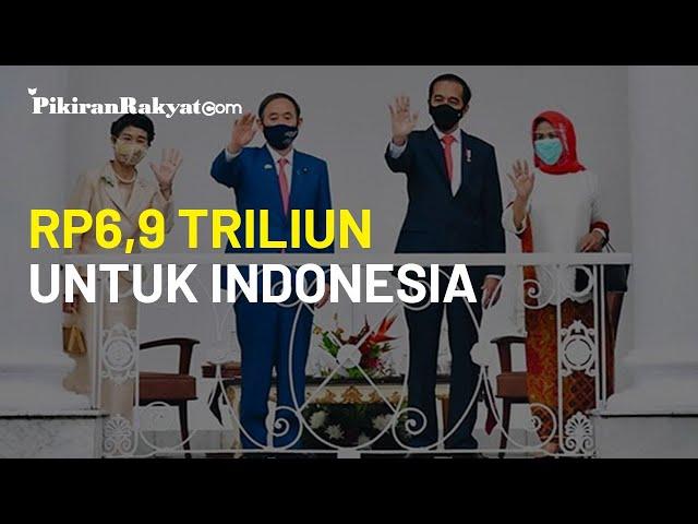 Kunjungan PM Jepang Bawa Angin Segar, Beri Pinjaman Dana Rp6,9 Triliun untuk Indonesia