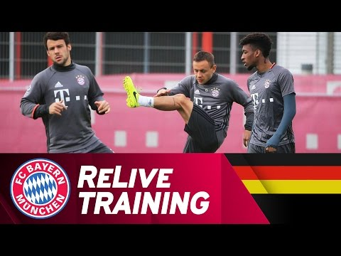 ReLive | FC Bayern Training w/ Lahm, Alonso & more!