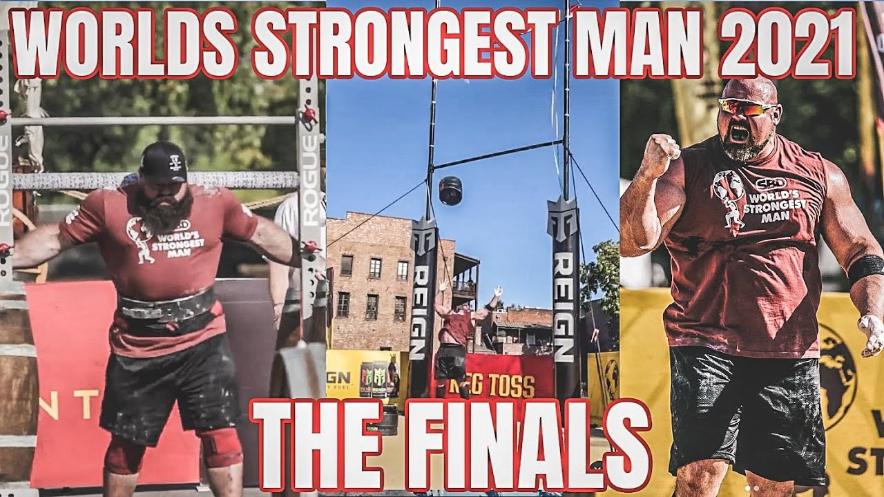 Worlds Strongest Man Final part 1 | Behind the scenes
