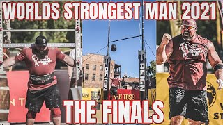 Worlds Strongest Man Final part 1   Behind the scenes