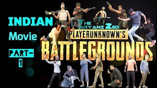 PUBG Short Movie Hindi 2018_Playerunknown's Battlegrounds by THE ARYANZ ZED
