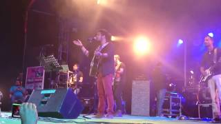 Banao banao by Papon at NIT silchar 2014 incandescence