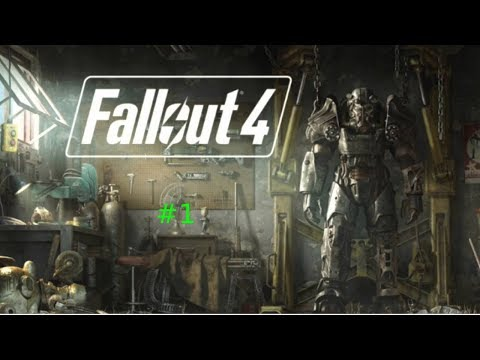 Fallout 4: Playthrough - Raiders in Concord and Lexington -  Part 1