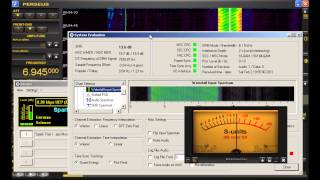 "Shortwave Pirate Station ""Undercover Radio"" Tests DRM (Digital Radio Mondiale)"