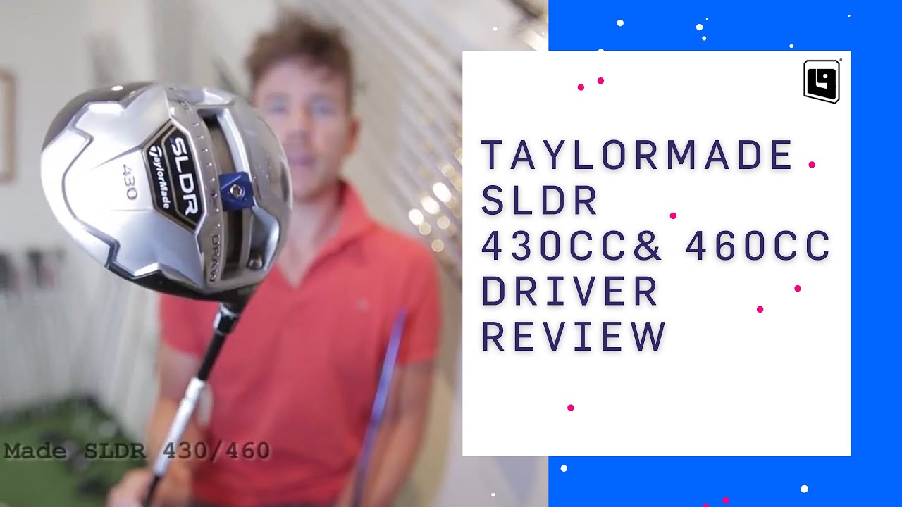 TAYLORMADE SLDR 430CC DRIVER FOR WINDOWS 10