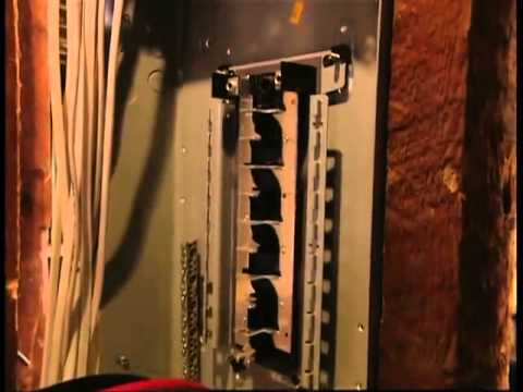 Installing Electrical Wiring in an Old Home