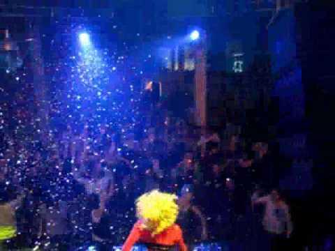Claes Rosen at  Copenhagen loft club(Moscow,Russia 05.12.09)