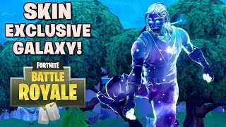 GALAXY SKIN THE BEST! - Fortnite: Battle Royale (Indonesia)