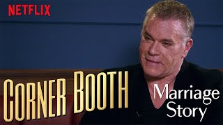 Ray Liotta Talks Marriage Story in the Corner Booth | Netflix