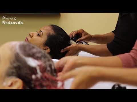 BioCare Curls & Naturals tutorial