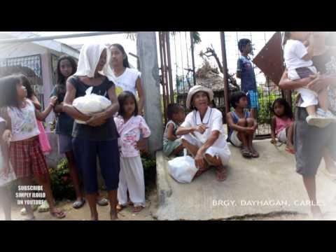 Super Typhoon Yolanda Northern Iloilo Relief Operation (Carles)