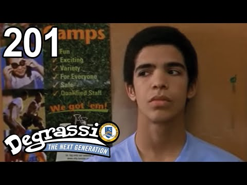 Degrassi 201 - The Next Generation | Season 02 Episode 01 | When Doves Cry (Part 1)