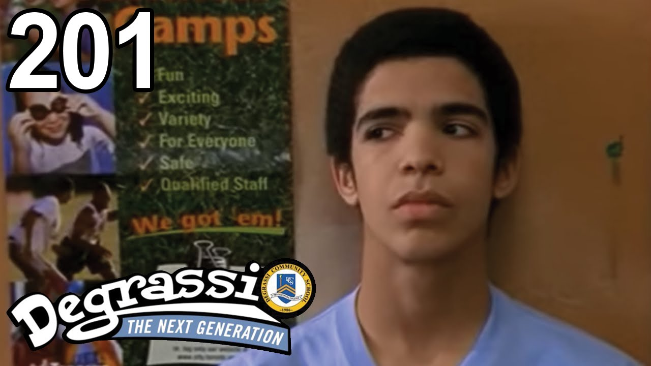Download Degrassi 201 - The Next Generation   Season 02 Episode 01   When Doves Cry (Part 1)