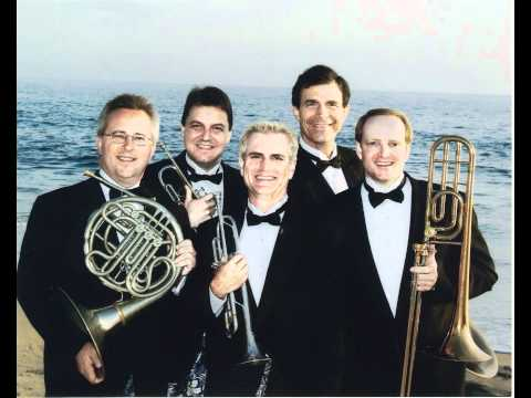 Rondeau - Brass Quintet - Wedding Sampler
