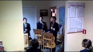 Михаил Подгаев , 39 гимназия, Минск. Струнный ансамбль, Мише 10 лет
