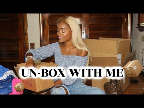 UNBOX WITH ME! ILMAKIAGE X CARLI BYBEL, JUVIA'S PLACE, COLOURPOP AND MORE! thumbnail