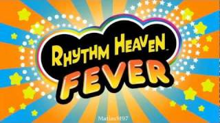 [Rhythm Heaven Fever] ~Dreams of Our Generation~ (Night Walk-Perfect Version) [English] (+Lyrics+)