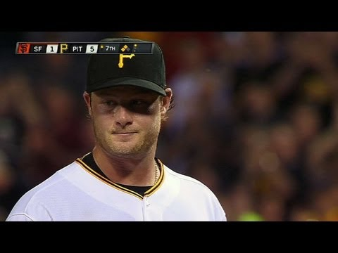 Cole shines on mound, at plate in MLB debut