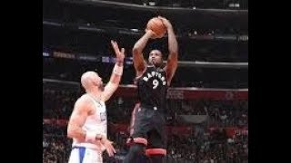 Toronto Raptors vs Los Angeles Clippers NBA Full Highlights (12TH DECEMBER 2018-19)