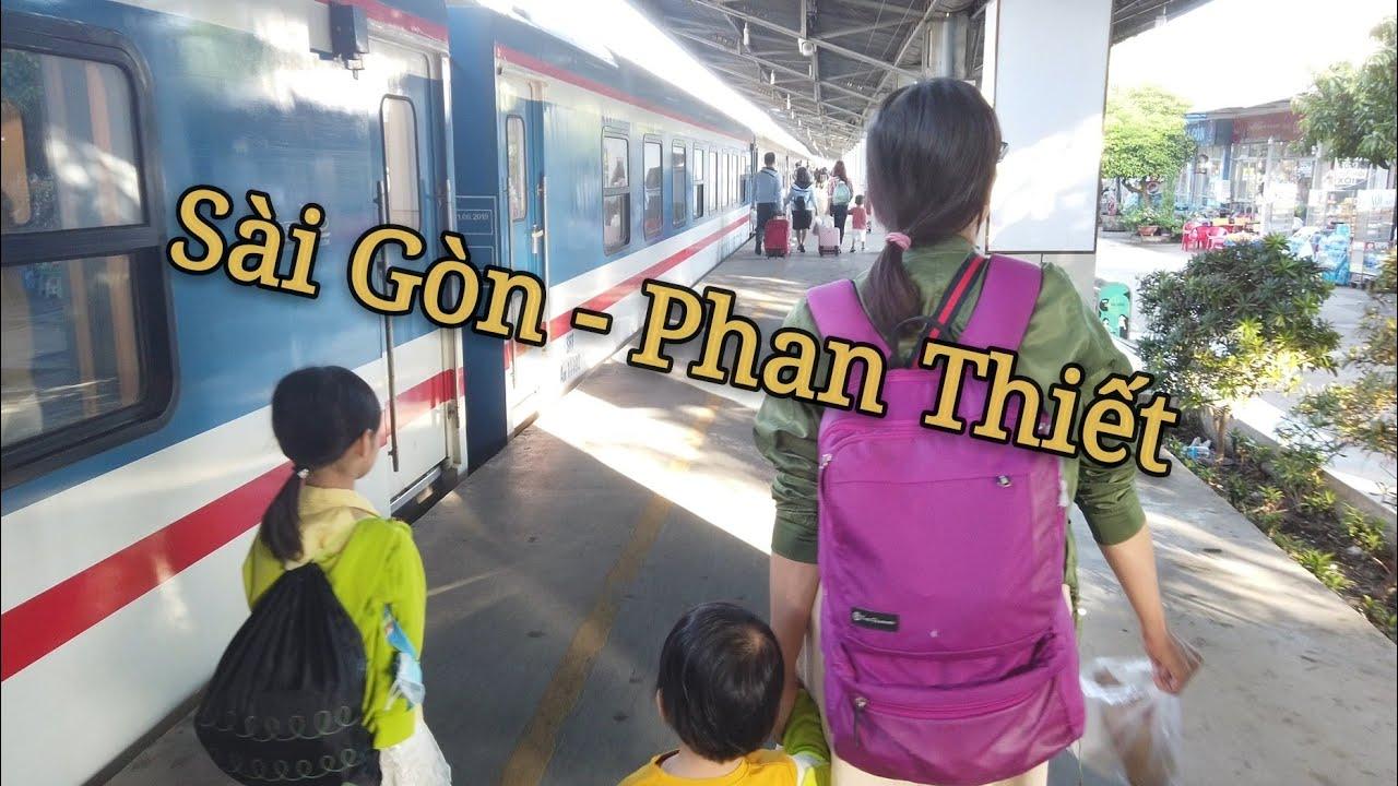 Tàu Lửa 5 Sao Sài Gòn Đi Phan Thiết Siêu Rẻ, Sạch Sẽ 2019 -Travel MuiNe By Train