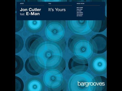 Jon Cutler - It's Yours (Original Distant Music Mix)