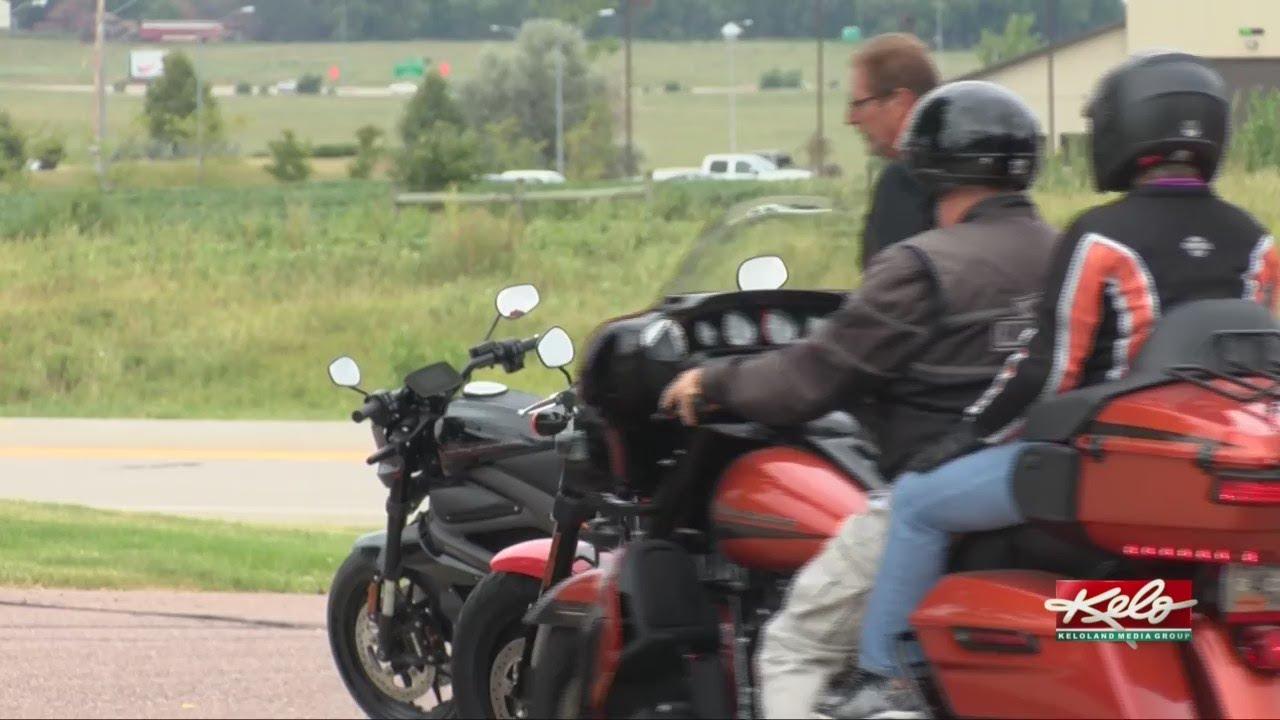 J&l Harley-davidson Welcoming Bikers Ahead Of Sturgis Rally