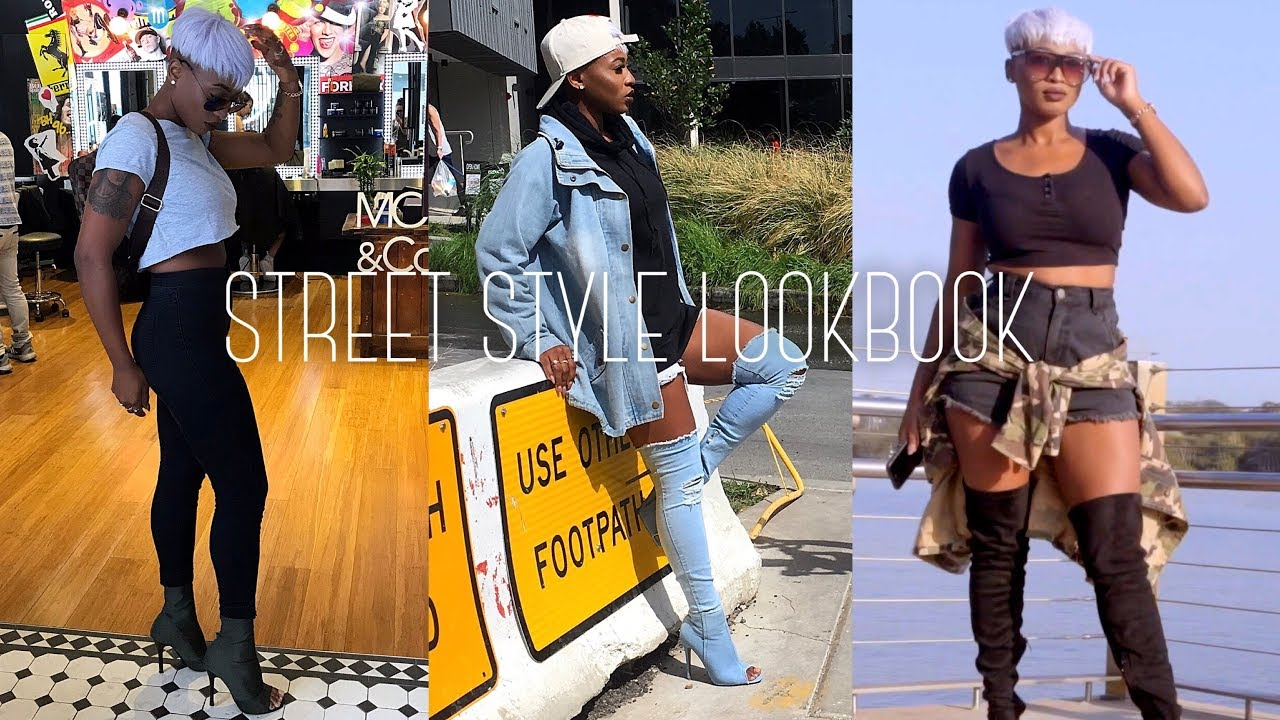 STREET STYLE LOOKBOOK - MICHELLE MAJURU