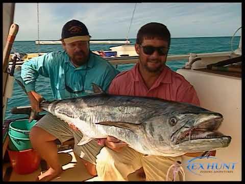 Rex Hunt Fishing Adventures   Series 5 Episode 10   Tasmania - Cairns