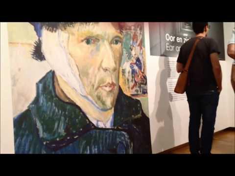 Van Gogh Museum in Amsterdam The world