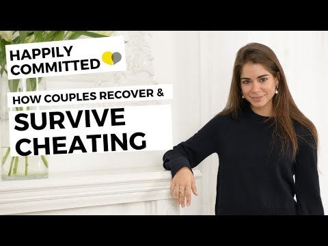 Successful Relationships After Cheating | How Couples Recover And Survive Cheating