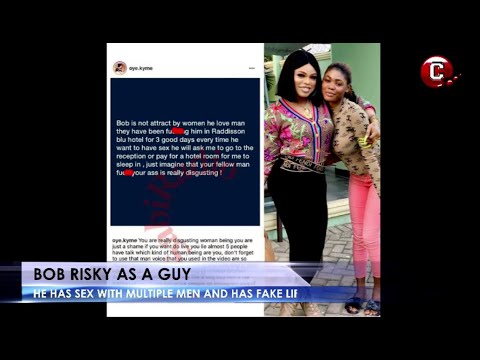 Bobrisky Explain How He is Attracted to Men And Not Women | Mr. Ibu (John Okafor) and His  Family